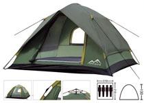 自动双层帐篷